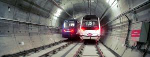 Metro de Madrid y Transexualia.