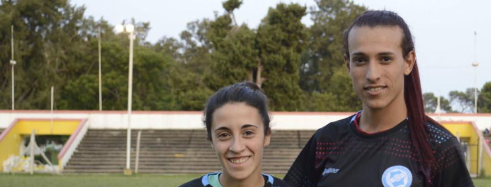 Primera mujer transexual de la liga femenina de Argentina