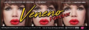 Exposición Veneno Forever Transexualia