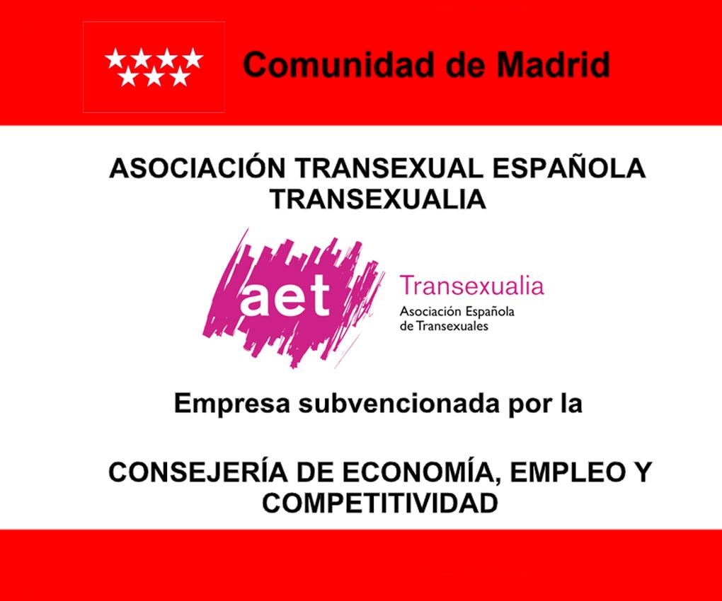 Sello comunidad de Madrid